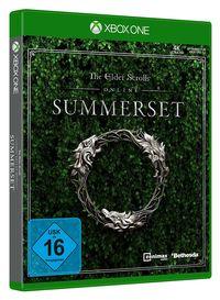 Hier klicken, um das Cover von The Elder Scrolls Online: Summerset (Xbox One) zu vergrößern