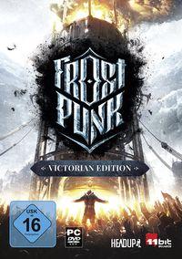 Hier klicken, um das Cover von Frostpunk: Victorian Edition (PC) zu vergrößern
