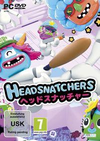 Hier klicken, um das Cover von Headsnatchers (PC) zu vergrößern
