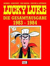 Hier klicken, um das Cover von Lucky Luke: Die Gesamtausgabe 1983-1984 zu vergrößern