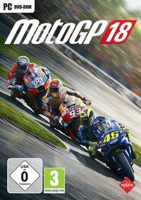 Hier klicken, um das Cover von MotoGP 18 (PC) zu vergrößern