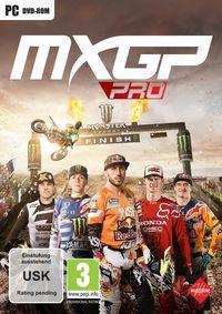 Hier klicken, um das Cover von MXGP Pro (PC) zu vergrößern