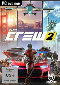 Hier klicken, um das Cover von The Crew 2 (PC) zu vergrößern