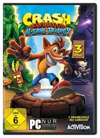 Hier klicken, um das Cover von Crash Bandicoot N.Sane Trilogy (PC) zu vergrößern