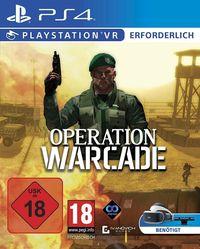 Hier klicken, um das Cover von Operation Warcade (PlayStation VR) zu vergrößern