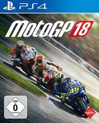 Hier klicken, um das Cover von MotoGP 18 (PS4) zu vergrößern
