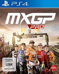 Hier klicken, um das Cover von MXGP Pro (PS4) zu vergrößern