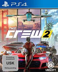 Hier klicken, um das Cover von The Crew 2 (PS4) zu vergrößern