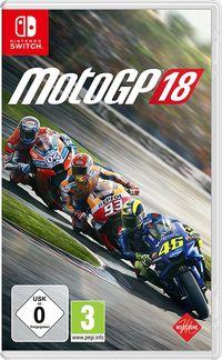 Hier klicken, um das Cover von MotoGP 18 (Switch) zu vergrößern