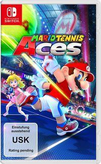 Hier klicken, um das Cover von Mario Tennis Aces (Switch) zu vergrößern