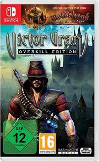 Hier klicken, um das Cover von Victor Vran: Overkill Edition Standard (Switch) zu vergrößern