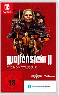 Hier klicken, um das Cover von Wolfenstein II: The New Colossus (Switch) zu vergrößern