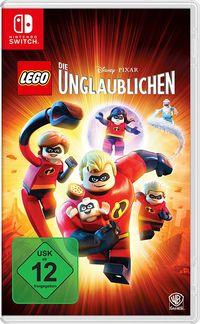 Hier klicken, um das Cover von LEGO Die Unglaublichen (Switch) zu vergrößern