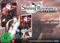 Hier klicken, um das Cover von Shining Resonance Refrain LE (Switch) zu vergrößern