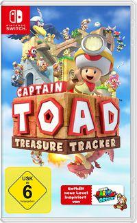 Hier klicken, um das Cover von Captain Toad: Treasure Tracker (Switch) zu vergrößern
