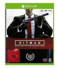 Hier klicken, um das Cover von HITMAN: DEFINITIVE EDITION (Xbox One) zu vergrößern