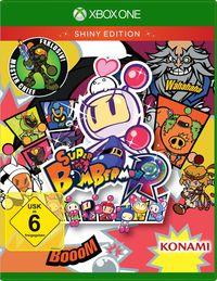 Hier klicken, um das Cover von Super Bomberman R - Shiny Edition (Xbox One) zu vergrößern