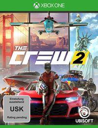 Hier klicken, um das Cover von The Crew 2 (Xbox One) zu vergrößern