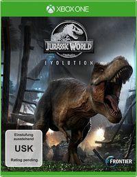 Hier klicken, um das Cover von Jurassic World Evolution (Xbox One) zu vergrößern