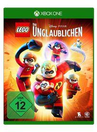 Hier klicken, um das Cover von LEGO Die Unglaublichen (Xbox One) zu vergrößern