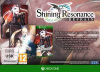 Hier klicken, um das Cover von Shining Resonance Refrain LE (Xbox One) zu vergrößern