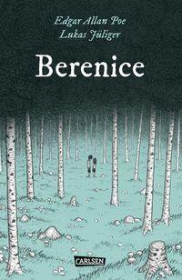 Hier klicken, um das Cover von Die Unheimlichen – Berenice zu vergrößern
