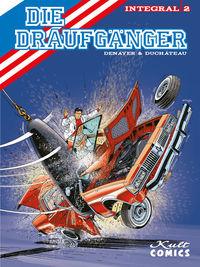Hier klicken, um das Cover von Die Draufgae~nger – Integral 2 zu vergrößern