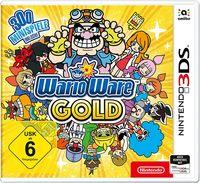 Hier klicken, um das Cover von WarioWare Gold (3DS) zu vergrößern
