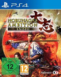 Hier klicken, um das Cover von Nobunaga's Ambition: Taishi (PS4) zu vergrößern