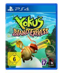Hier klicken, um das Cover von Yoku's Island Express (PS4) zu vergrößern