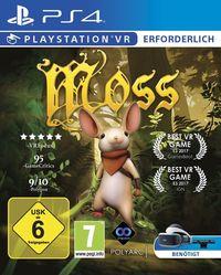 Hier klicken, um das Cover von Moss VR Standard (PSVR) zu vergrößern