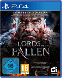Hier klicken, um das Cover von Lords of the Fallen Complete Edition (PS4) zu vergrößern