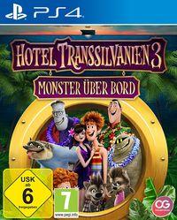 Hier klicken, um das Cover von Hotel Transsilvanien 3: Monster ue~ber Bord (PS4) zu vergrößern