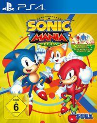 Hier klicken, um das Cover von Sonic Mania Plus (PS4) zu vergrößern