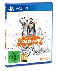 Hier klicken, um das Cover von State of Mind (PS4) zu vergrößern