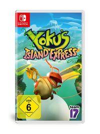 Hier klicken, um das Cover von Yoku's Island Express (Switch) zu vergrößern