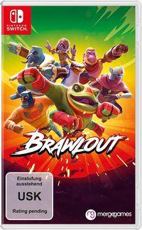 Hier klicken, um das Cover von Brawlout (Switch) zu vergrößern