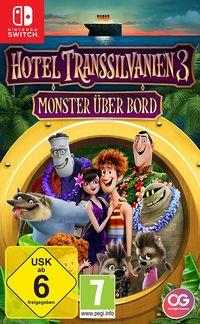 Hier klicken, um das Cover von Hotel Transsilvanien 3: Monster ue~ber Bord (Switch) zu vergrößern