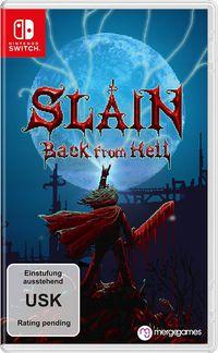 Hier klicken, um das Cover von SLAIN: BACK FROM HELL (Switch) zu vergrößern