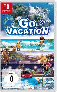 Hier klicken, um das Cover von Go Vacation (Switch) zu vergrößern
