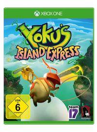 Hier klicken, um das Cover von Yoku's Island Express (Xbox One) zu vergrößern