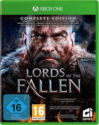 Hier klicken, um das Cover von Lords of the Fallen Complete Edition (Xbox One) zu vergrößern