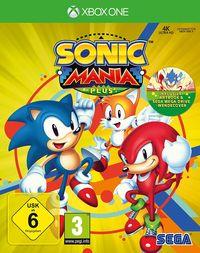 Hier klicken, um das Cover von Sonic Mania Plus (Xbox One) zu vergrößern