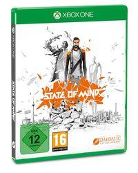 Hier klicken, um das Cover von State of Mind (Xbox One) zu vergrößern