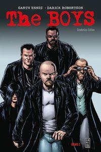 Hier klicken, um das Cover von The Boys – Gnadenlos Edition 2 zu vergrößern