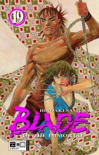 Hier klicken, um das Cover von Blade Of The Immortal 19 zu vergrößern