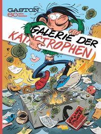 Hier klicken, um das Cover von Gaston: Die Galerie der Katastrophen zu vergrößern