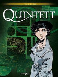 Hier klicken, um das Cover von Quintett – Gesamtausgabe 1  zu vergrößern