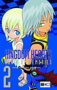 Hier klicken, um das Cover von Kingdom Hearts - Chain Of Memories 2 zu vergrößern