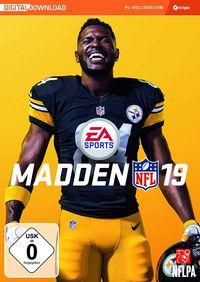 Hier klicken, um das Cover von Madden NFL 19 (PC) zu vergrößern